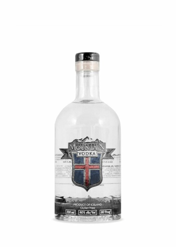 Icelandic Mountain Vodka | 70cl Bottle