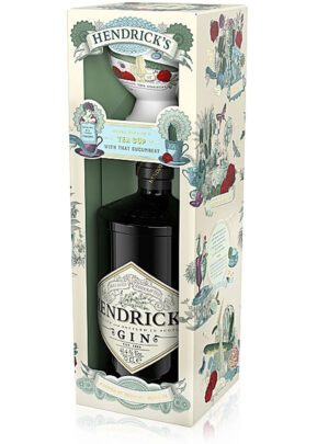 Hendricks | Tea-Cup | Gift Set | 70cl