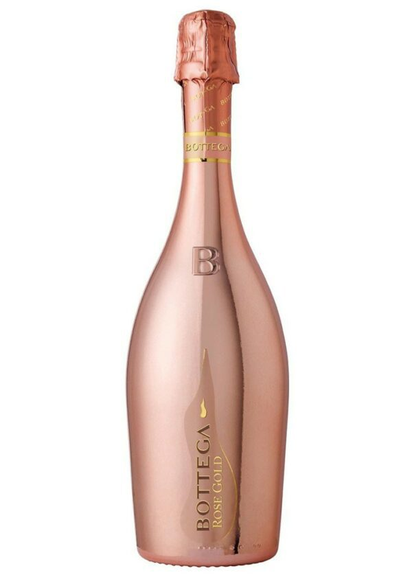 Bottega Rose Gold Sparkling Rose 75cl