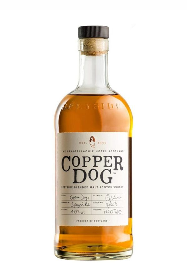 Copper Dog | Speyside Whisky | 70cl Bottle
