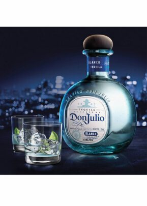 Don Julio | Blanco Tequila | 70cl | With Glass