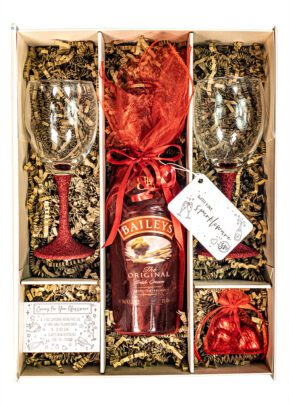 Baileys Irish Liqueur | Red Edition | Gift Set | KeiCo Drinks