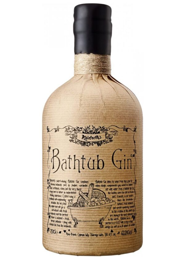 Bathtub Gin | 70cl | KeiCo Drinks