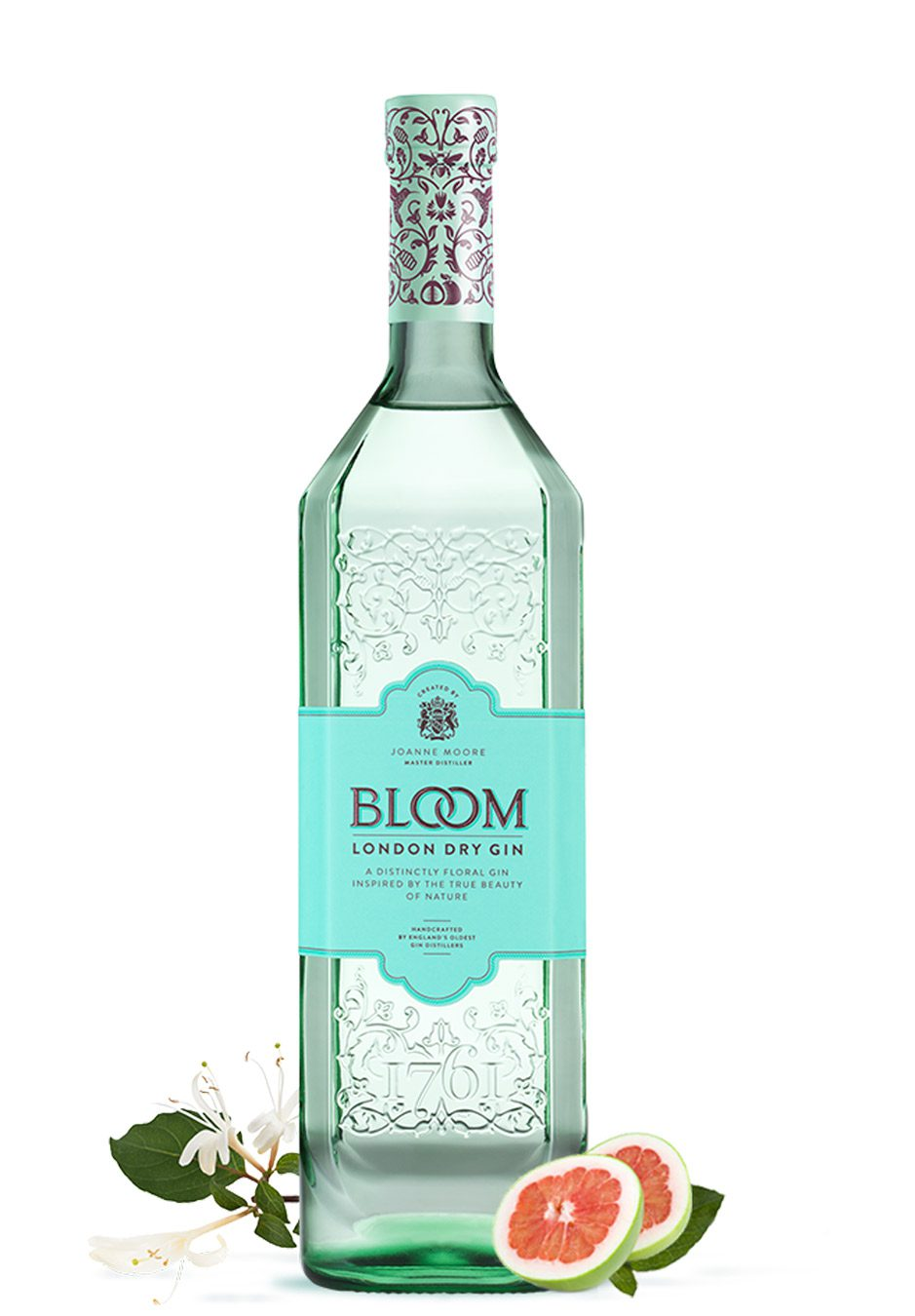 Bloom London Dry Gin 70cl | With Fruit