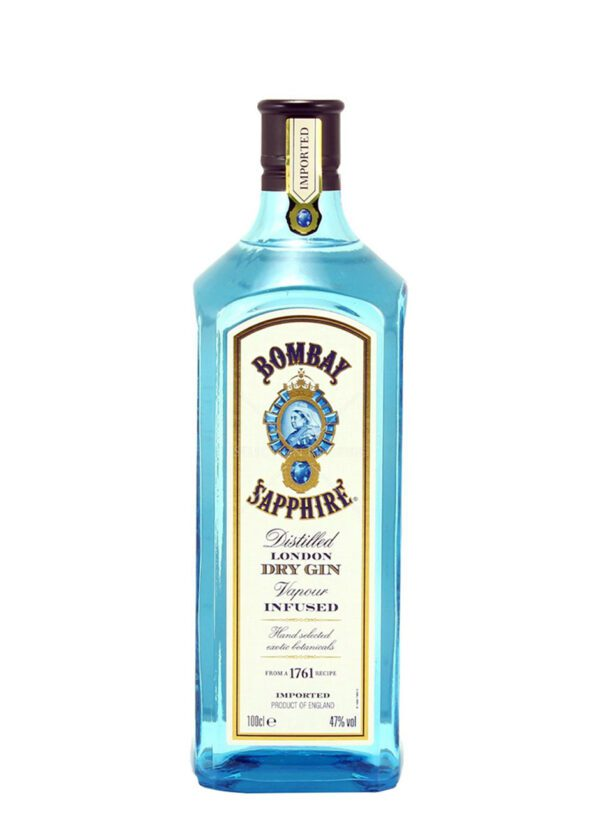 Bombay Sapphire | London Dry Gin | KeiCo Drinks