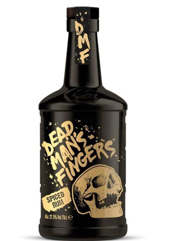 Dead Mans Fingers | Spiced Rum | 70cl Bottle
