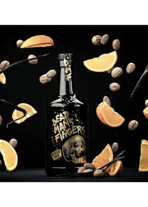 Dead Mans Fingers | Spiced Rum | 70cl Promo