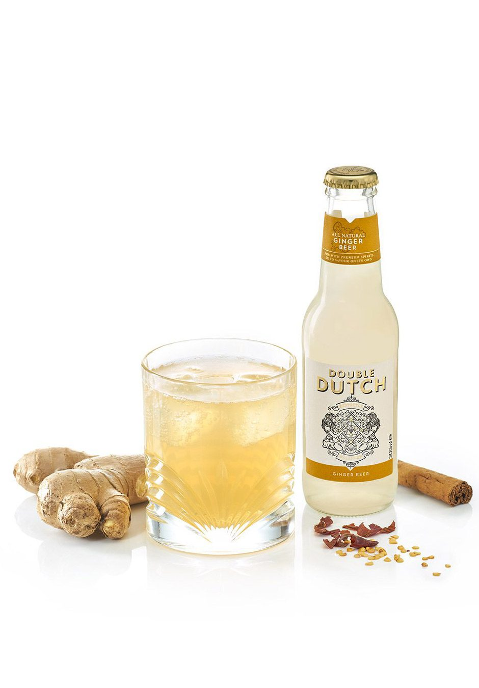Double Dutch Ginger Beer | 200ml | Keico Drinks
