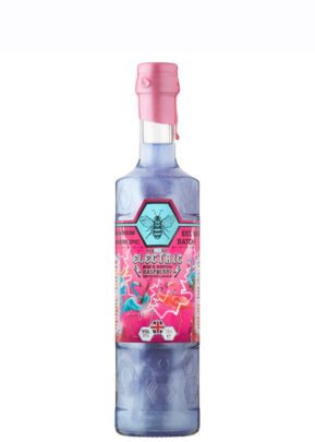 Zymurgorium Electric Blue Flagino | Blue & Scottish Raspberry | 50cl