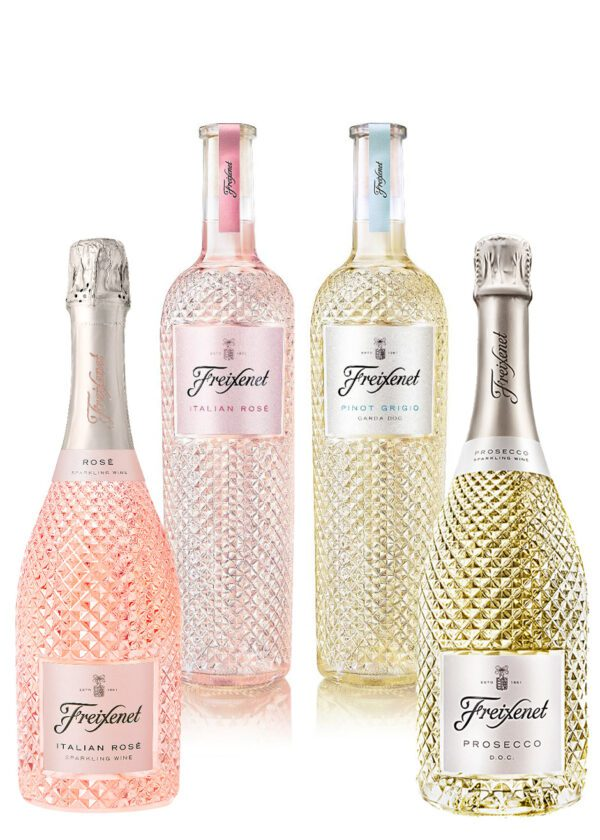 Freixenet Mixed Bundle | 4 x 75cl | KeiCo Drinks