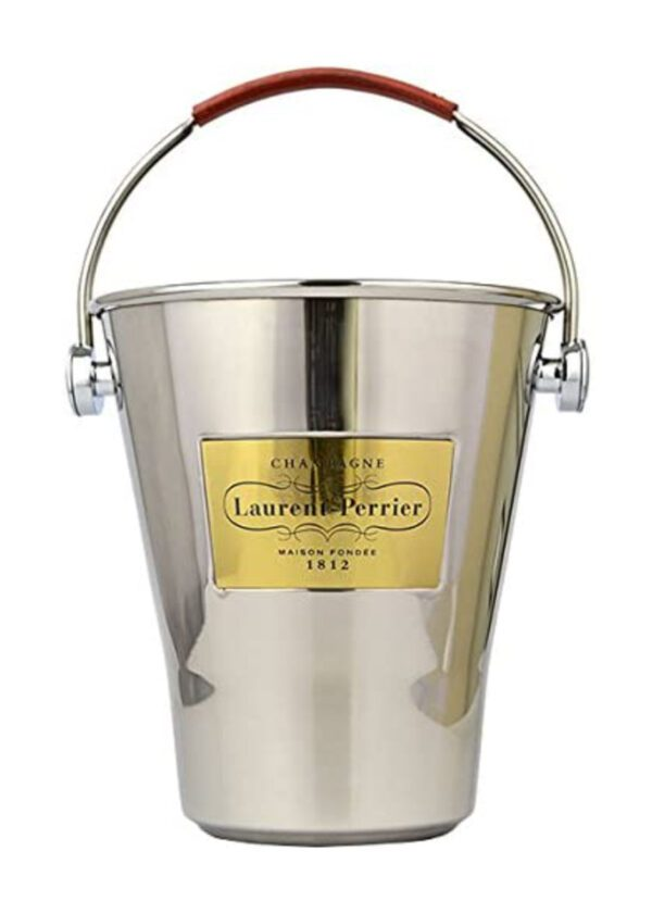 Laurent Perrier | Stainless Steel | Champagne | Ice Bucket