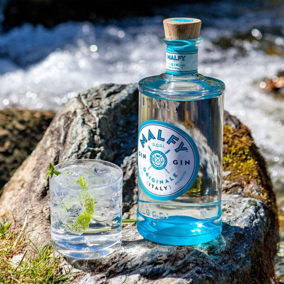 Malfy Originale | Gin | Outdoors