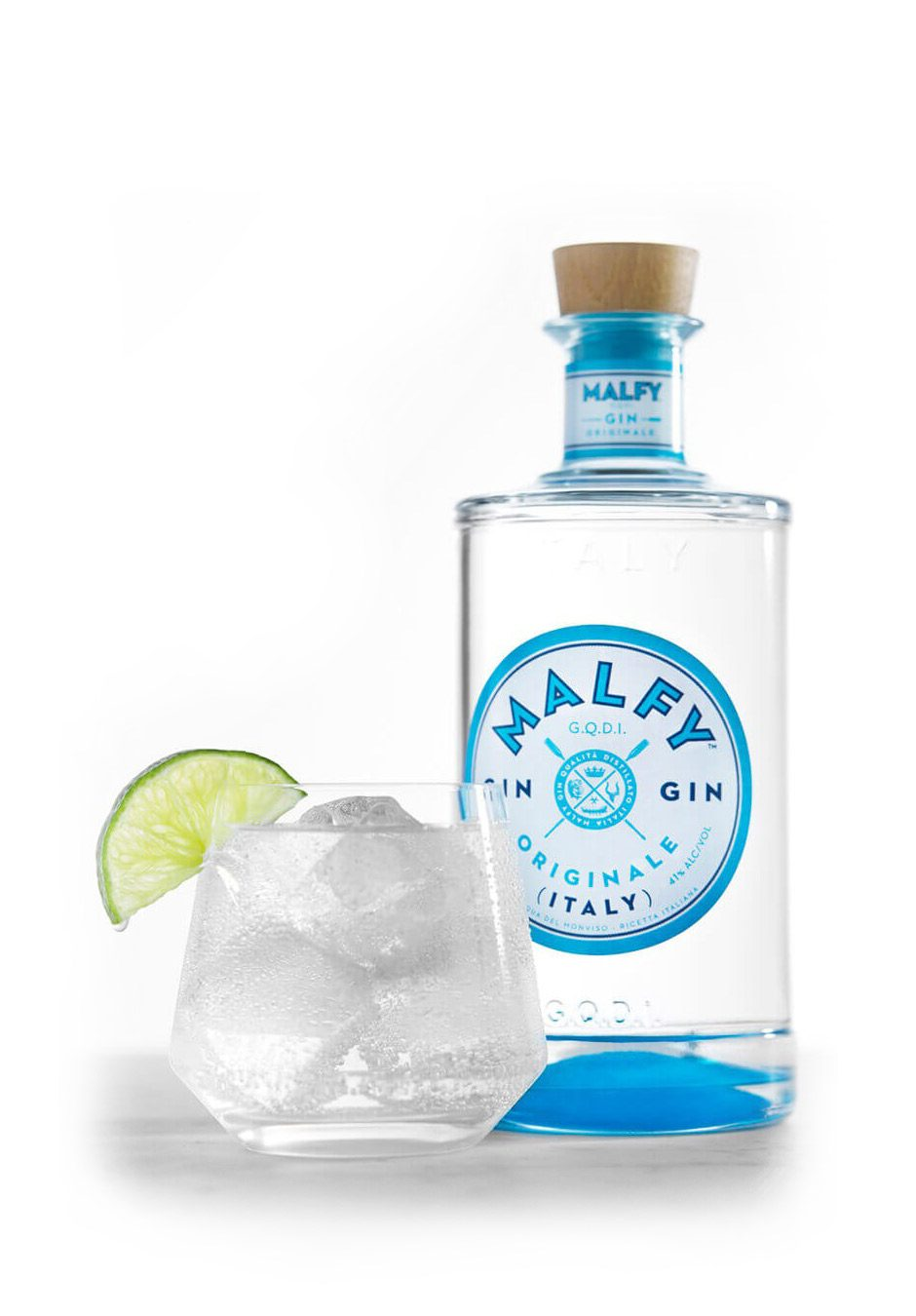 Malfy Originale | 70cl Bottle | Glass