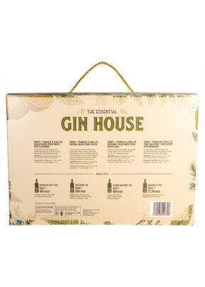 The Essential Gin House | KeiCo Drinks