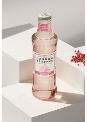 The London Essence | Pomelo & Pink Pepper | 20cl Tonic Water | KeiCo Drinks