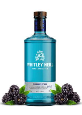Whitley Neill | Blackberry | Handcrafted Gin