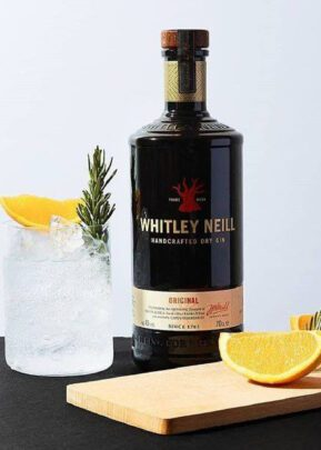 Whitley Neill | Original | Hand Crafted Gin | Promo