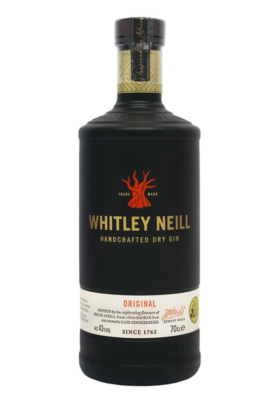 Whitley Neill | Original | Hand Crafted Gin