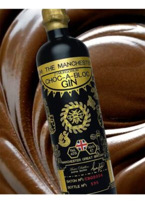 Zymurgorium | Choc-a-bloc | Chocolate Gin | 20cl Bottle | Keico Drinks