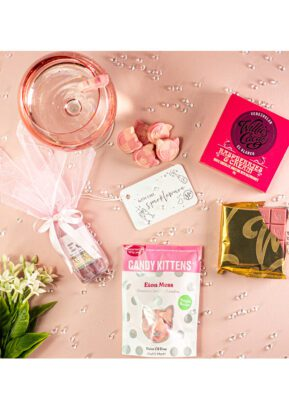 Berrylicious Pink Gin | Sparkleware Gift Set | KeiCo Drinks
