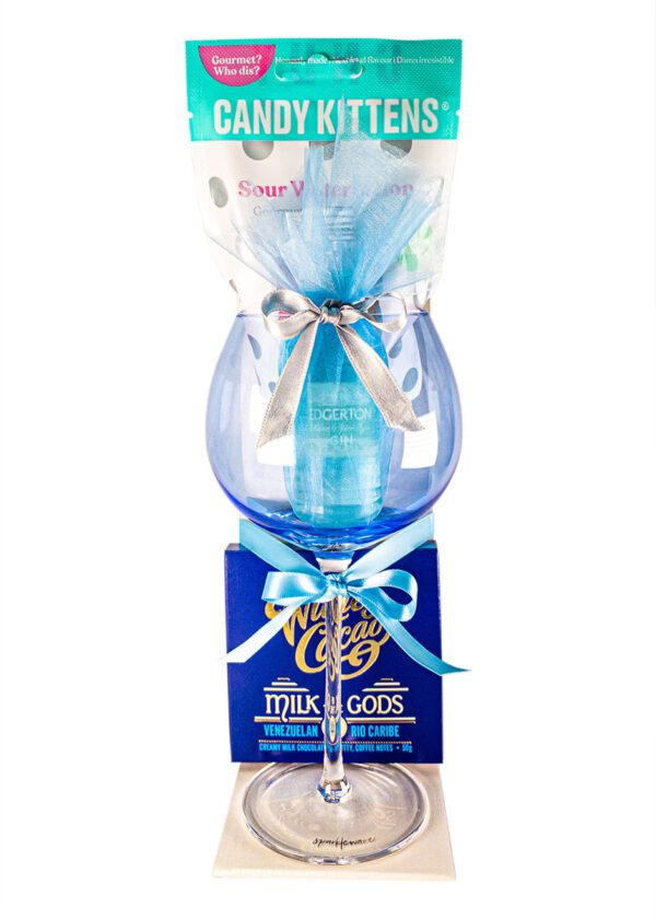 Blue Edgerton 5cl Gin | Sparkleware Gift Set | KeiCo Drinks