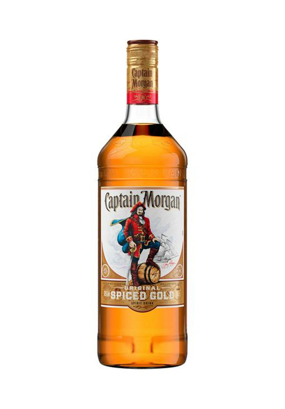 Captain Morgans | Original Spiced Gold 70cl | KeiCo Drinks