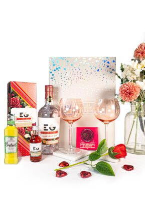 Edinburgh Gin | Sparkleware Cocktail Gift Set | KeiCo Drinks
