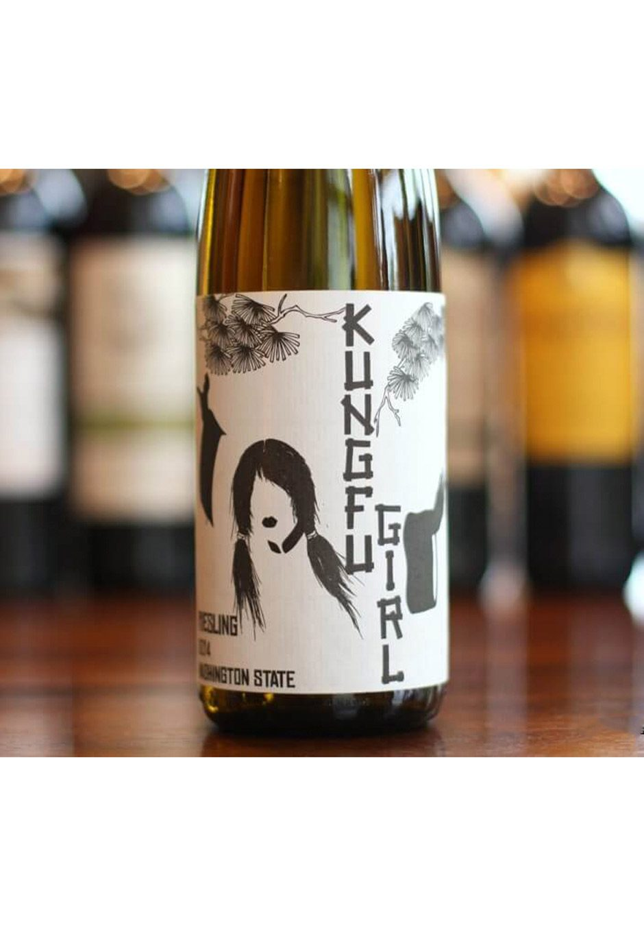 Charles Smith Kung Fu Girl | Riesling 2019 75cl | KeiCo Drinks