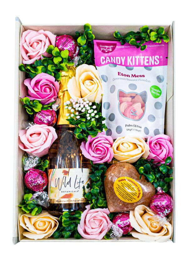 Sweet Wild & Free Floral Gift Set | Keico Drinks