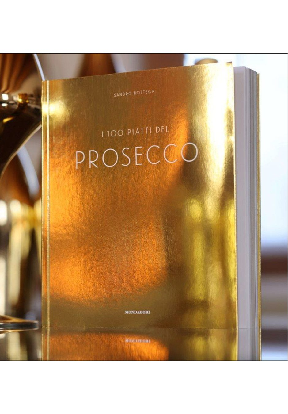 The 100 Prosecco Recipes | Sandro Bottega Book | KeiCo Drinks