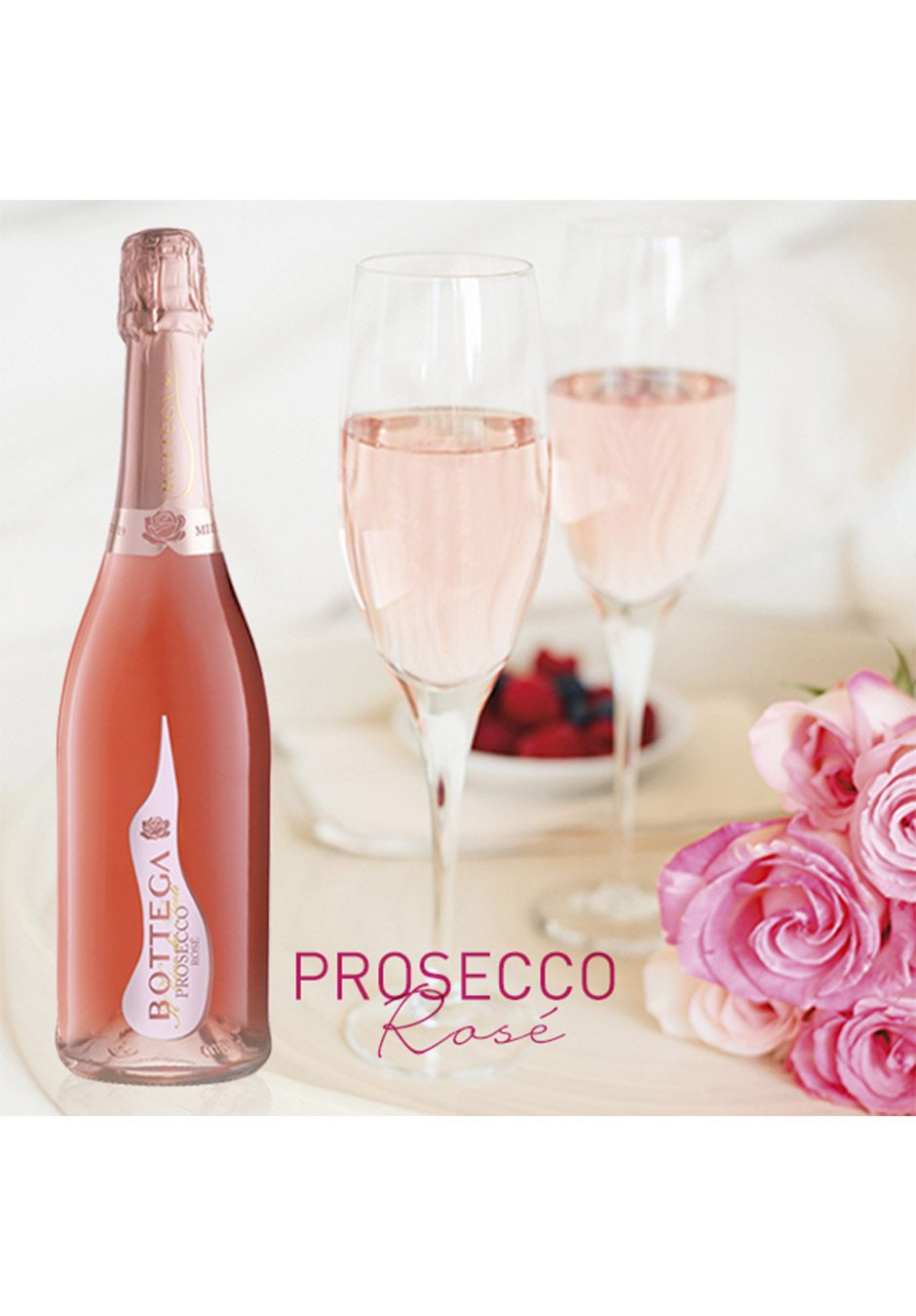 Bottega | Rose Prosecco | KeiCo Drinks