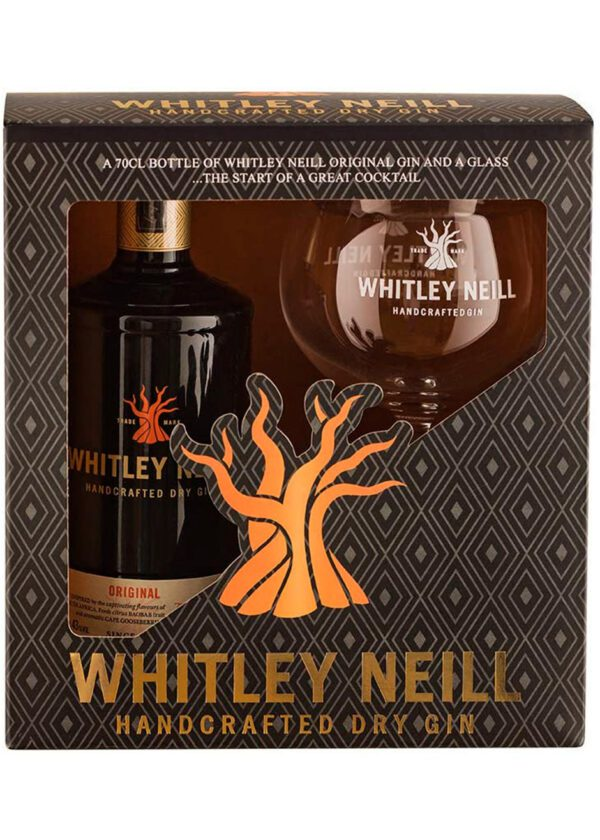 Whitley Neill Original | 70cl Gift Set | KeiCo Drinks